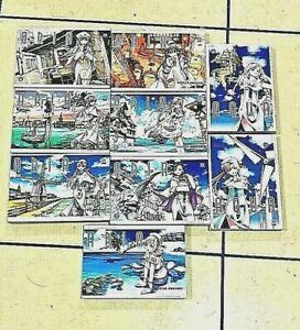 Lot De 9 Mangas 7tome ARIA Plus 2tome AQUA