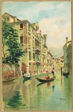 Venice Posted Collectable Italian Postcards