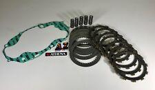 ATHENA Yamaha Banshee Side Clutch Cover Gasket Heavy Duty Steel Fibers Springs