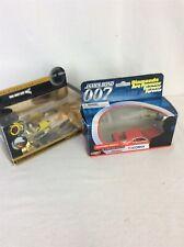 Corgi Classics 007 James Bond Gyrocopter & Ford Mustang Mach 1 Die Cast Models