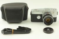 【Near Mint w/ Case 】Olympus Pen F  w/F.Zuiko Auto-s 38mm F/1.8 Lens From Japan