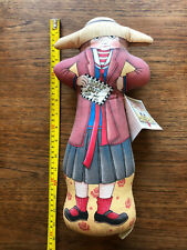 """Rare Snap Out Of It Mary Engelbreit 15"""" x 5"""" Door Stop"""
