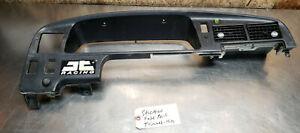 89-95 Toyota 4Runner Pickup Dash Intrument Cluster Speedometer Trim Bezel SR5 4