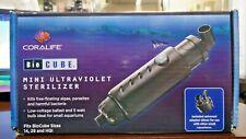 New! Coralife Biocube Mini Ultraviolet Sterilizer (6401)