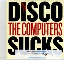 (DI594) Disco Sucks, The Computers - 2013 DJ CD