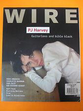 rivista WIRE 283/2007 P.J. Harvey Daft Punk Charlotte Moorman Paul Bley No cd