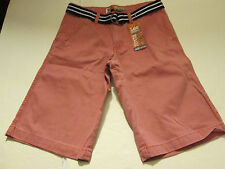 LEE RELAXED FIT SHORTS BOYS SZ 18 REG WITH SURE 2 FIT ADJUSTABLE WAIST NWT