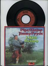 Pipe Major Jimmy Pryde  - I will return