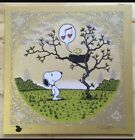 Marq Spusta Full Size Art Print Woodstock's Song of Love GOLD S/N only 60 Snoopy