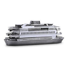 Metal Earth Commuter Ferry Boat Model Kit NEW IN STOCK