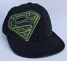 Superman DC Comics L-XL Age 14 and Older Stretch Fit YOUTH Baseball Cap Hat