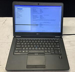 """Dell Latitude E7450 14"""" Core i7-5600U 2.60GHz 8GB RAM 256GB (broken Screen)"""