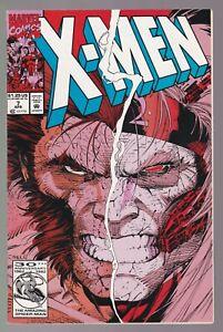 X-Men #7 - MARVEL Comics / 1992 /  Wolverine, Omega Red
