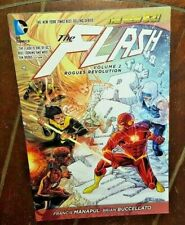 The Flash: Rogues Revolution Vol. 2 by Francis Manapul (2014, DC TPB)