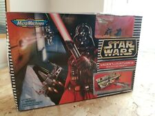 1996 micro machines star wars Vaders lightsaber / deathstar trench playset. *new