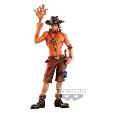 Figurine Scultures Ace Burning Color - One Piece - Banpresto