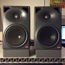 Klein + Hummel O110, 2 Stück Profi Studio Monitore, aktiv, Nearfield