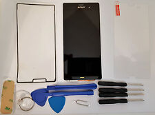 Original Sony Xperia Z3 D6603 D6633 L55 LCD Display Einheit Touch Screen Schwarz