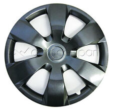 "Sparkle Black 16"" Hub Caps Full Wheel Rim Covers w/Steel Clips(4)-KT-1000SPBK-16"