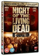 Night of the Living Dead ReAnimation  3D [DVD  Includes 3D and 2D version] [DVD]