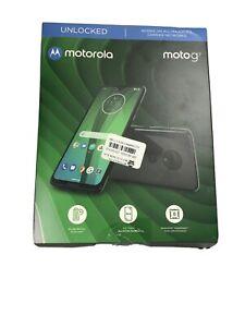 Motorola Moto G7 - 64GB - Ceramic Black Single Sim Factory Unlocked