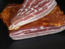 Frühstücksspeck, Bacon geräuchert 0,500kg am Stück  (1kg 11,80€)