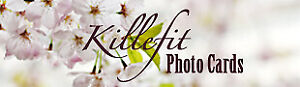 10x15 Killefit Photo Cards Sondermengen freie Auswahl des Designs