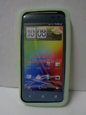 Soft Silicone Glow Phone Cover Case for HTC Incredible 4G LTE / Fireball (BIN 5)