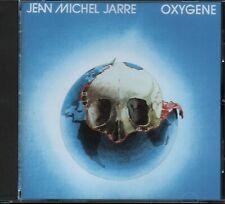 JEAN MICHEL JARRE - Oxygene - CD Album *Remastered**France Import**Green Label*