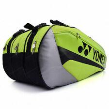 Yonex Tennis Badminton Bag 3 Packs Rucksack Green Racquet Racket Squash 69Br009U
