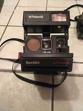 Polaroid instant camera 660