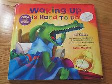 """Grammy Award Winner NEIL SEDAKA signed """"WAKING UP IS HARD TO DO"""" 2010 HC Book BP"""