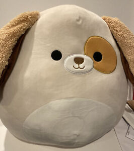 "Squishmallow 16"" Dog Plush Target Exclusive Harrison 🔥🔥"