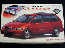 1/24 Japan Fujimi Honda Odyssey L Type 4WD Sunshine Roof Plastic Model Kit