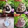 Fashion Natural Crystal Hexagonal Gemstone Dragon Charm Pendant Fit For Necklace