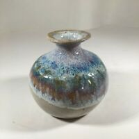 Hand Thrown Beautifully Glazed Pottery Jar Vase