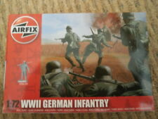 Airfix A01705   WWII  German Infantry   1/72 scale.