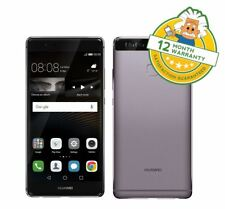 Huawei P9 Titanium Grey Unlocked Android Smartphone 32GB GRADE B+