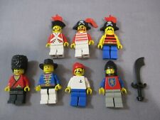 Lego PIRATES & SOLDIER Misc. Minifigure Lot #2