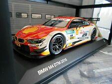 BMW M4 F82 Coupe DTM 2016 #18 MTEK Farfus Shell Helix SONDERPREIS Norev 1:18