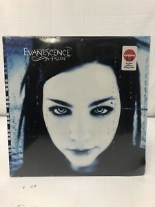 EVANESCENCE-Fallen LP SEALED! Target Exclusive Limited Edition Silver Vinyl