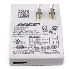 Bose-Soundlink Mini II 2 Speaker AC Adapter Charger S008AHU0500160 White