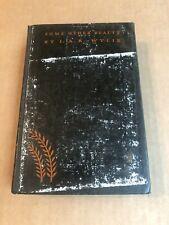 Some Other Beauty I.A.R Wylie..RARE First Edition 1930 Inscribed/Numbered 1st!!