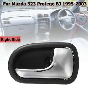 RH Right Front / Rear Interior Inner Door Handle For Mazda 323 Protege BJ 95-03