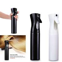 300ml Hair Spray Bottle Mist Empty Water Sprayer Barber Hairdressing Salon Tool