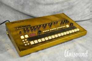 Roland TR-909 Rhythmus Composer Selten Gold Edition IN Neuwertiger Zustand