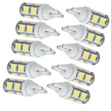 10X T10 9SMD-5050 LED White Light Car Tail Lamp Bulb Bright