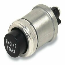 Cole Hersee 90047 Black Engine Start Momentary Switch