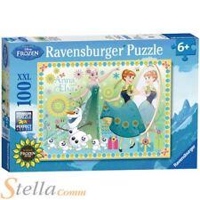 Ravensburger Disney La Reine Des Neiges Fièvre Elsa Anna Olaf Hans 100 Pièces