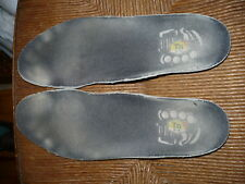 Used Worn Vintage Black Nike Max Airmax Tn Plus Insoles  10.5 11